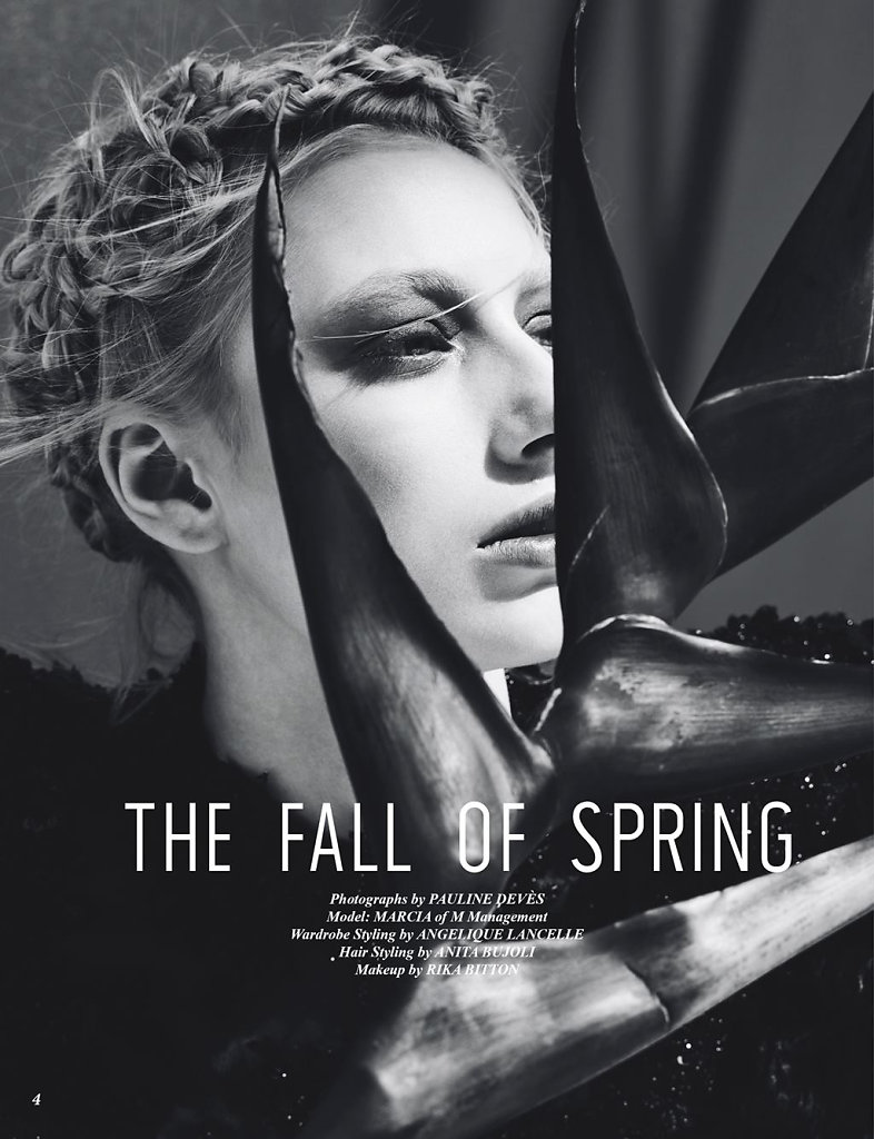 THE FALL OF SPRING - BLUM MAG
